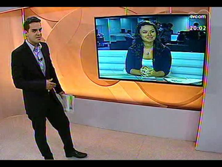 TVCOM 20 Horas - Renan Calheiros em Gramado - Bloco 1 - 13/02/2013