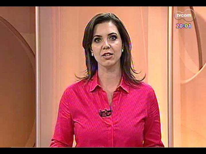 TVCOM 20 Horas - Redução do preço da passagem de ônibus - Bloco 1 - 04/04/2013