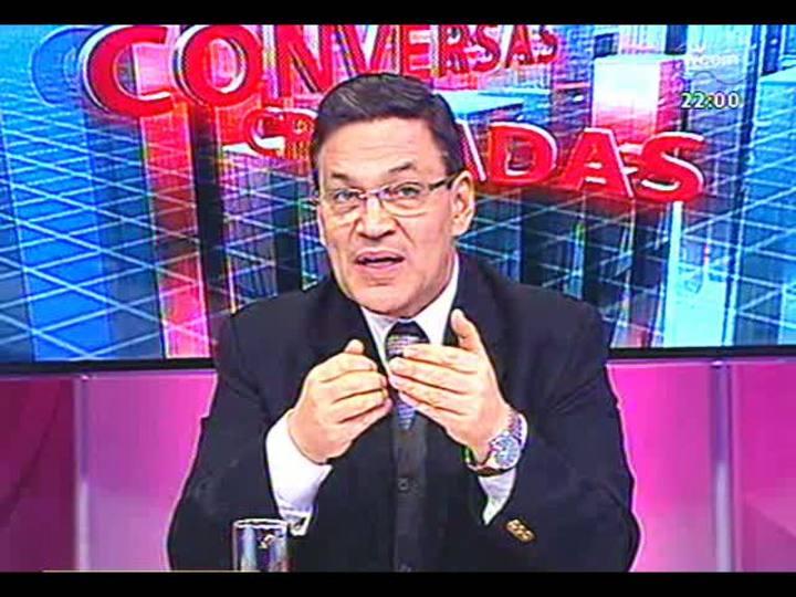 Conversas Cruzadas - Projeto que prevê a internação compulsória de usuários de drogas - Bloco 1 - 19/04/2013