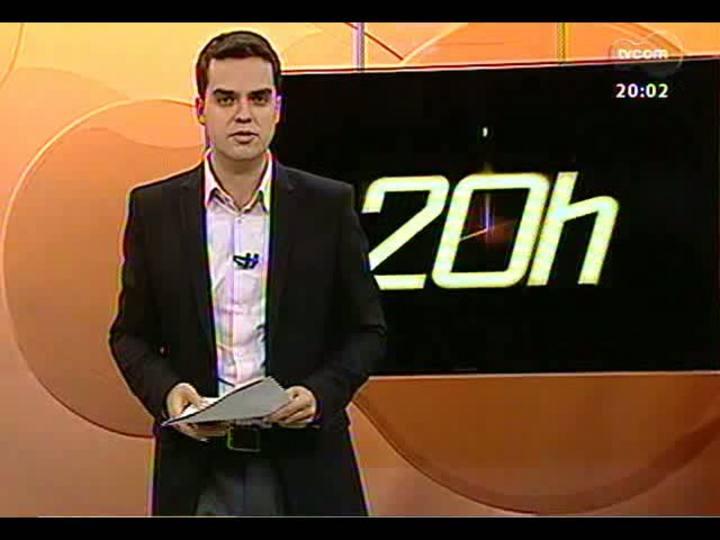 TVCOM 20 Horas - Jornalista Rosane de Oliveira fala da renúncia do presidente e diretor técnico da Procempa, André Imar Kulczynski - Bloco 1 - 05/06/2013