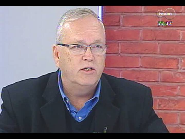 Mãos e Mentes - Gustavo Feddersen, sócio-diretor da Axell Banheiras e Spas - Bloco 1 - 05/08/2013