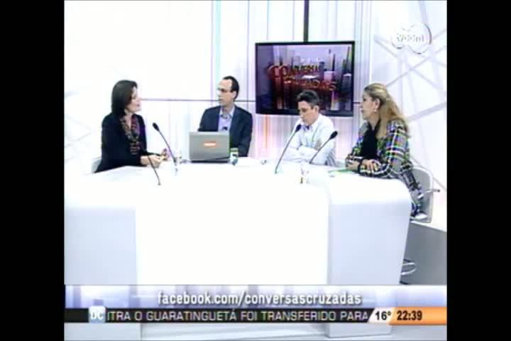 Conversas Cruzadas - Debate sobre a redução da idade mínima para a realização da cirurgia de mudança de sexo - 3º bloco 09-08-2013