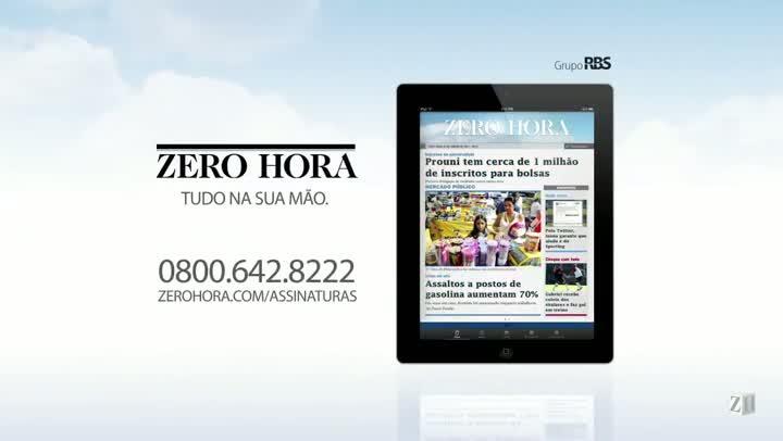 Leia na Zero Hora desta quinta-feira (15/08/2013)