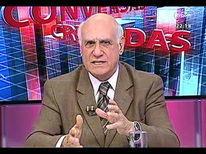 Conversas Cruzadas - Crise diplomática entre Brasil e Bolívia - Bloco 1 - 27/08/2013