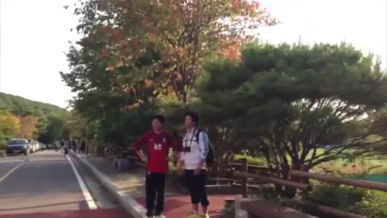 Conheça o Centro Nacional de Futebol da Coreia - 09/10/2013