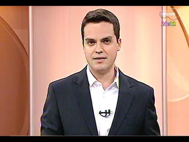 """TVCOM 20 Horas - \""""Invisíveis\"""": situação de quem vive sem lar e sem documentos - Bloco 1 - 10/10/2013"""