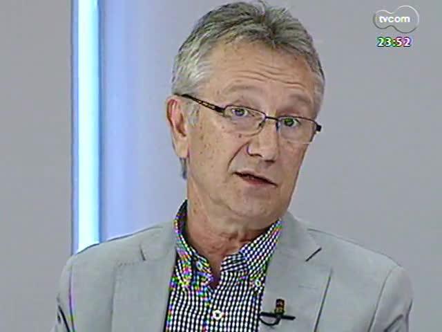 Mãos e Mentes - Secretário de Obras, Luiz Carlos Busato - Bloco 2 - 20/11/2013