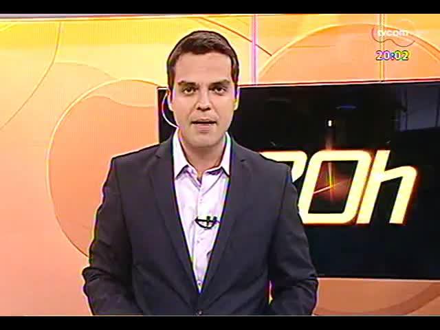 TVCOM 20 Horas - Situação e providências que estão sendo tomadas no conduto Álvaro Chaves - Bloco 1 - 21/11/2013