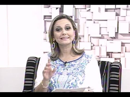 TVCOM Tudo mais - 2o bloco - Velocidade no trânsito - 12/12/2013