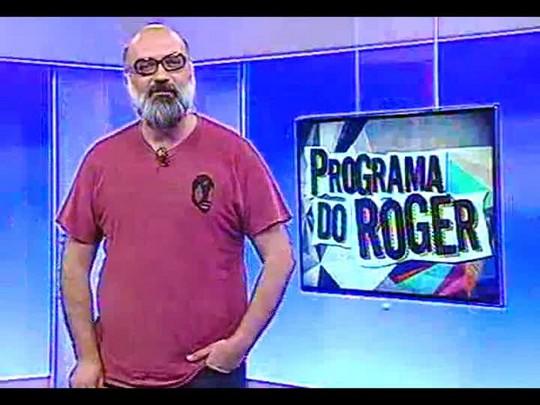 Programa do Roger - Bate-papo e o som de Ricardo Lunkes, que lança novo álbum - Bloco 1 - 13/12/2013