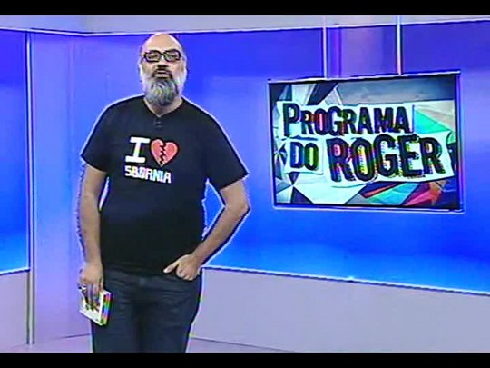 Programa do Roger - Hard Working Band - Bloco 1 - 28/01/2014