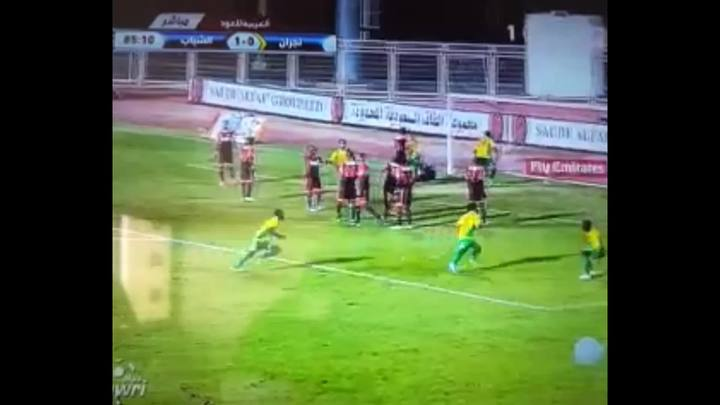 1 Minuto - Matheus Gaúcho faz golaço no campeonato saudita