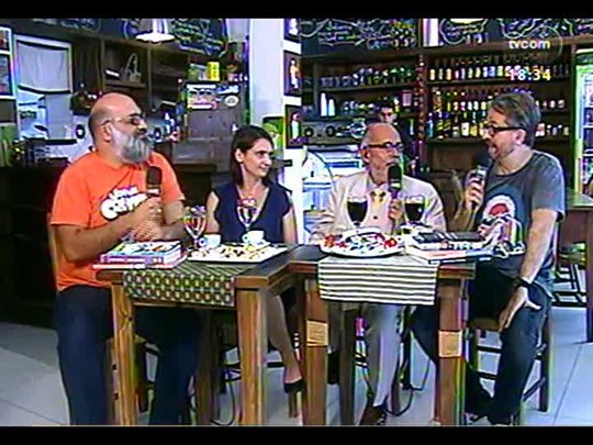 Café TVCOM - Dicas culturais de iniciativas do governo - Bloco 3 - 01/02/2014