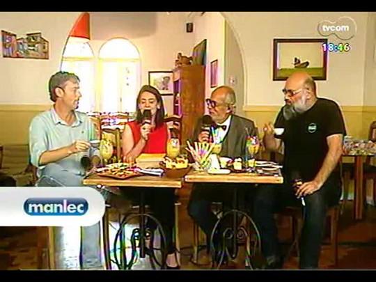 Café TVCOM - Conversa sobre as atrações do Fronteiras do Pensamento - Bloco 4 - 29/03/2014