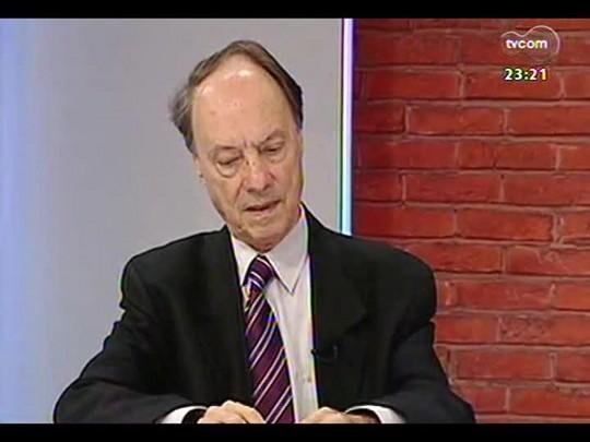 Mãos e Mentes - Jornalista, advogado e escritor Flávio Tavares - Bloco 2 - 30/03/2014