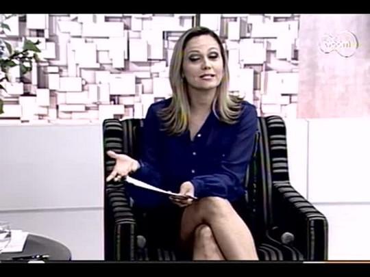 TVCOM Tudo+ - Mulheres em evidência - 31/03/14