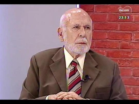 Mãos e Mentes - Ex-prefeito de Porto Alegre João Antônio Dib - Bloco 2 - 13/04/2014