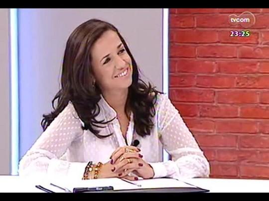 Mãos e Mentes - Economista-chefe da Fecomércio-RS e professora Patrícia Palermo - Bloco 2 - 05/05/2014