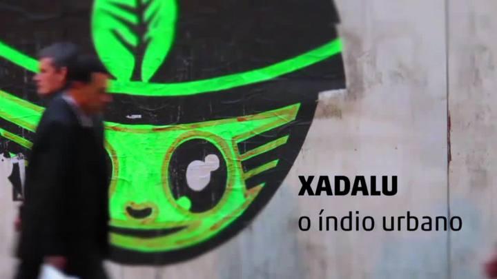 Xadalu, o índio urbano