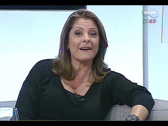 TVCOM Tudo Mais - Irineu Guarnier Filho fala o que acontece quando arte, literatura e vinho se encontram