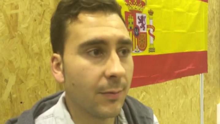 Jornalista espanhol e a expectativa da campanha da Fúria na Copa do Mundo