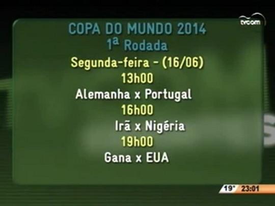 Bate Bola - Copa do Mundo - Bloco5 - 15.06.14