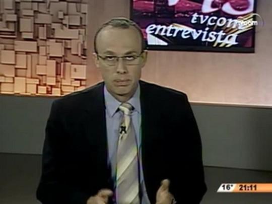 TVCOM Entrevista - Luiz Antônio Zanini Fornerolli - Bloco2 - 26.07.14
