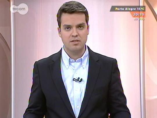 TVCOM 20 Horas - Eleições 2014: denúncias de propaganda irregular na internet e nas redes sociais - Bloco 3 - 29/08/2014