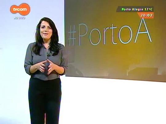 #PortoA - Cláudia Laitano dá a dica de peça do 21º POA em Cena: \'Tríptico Samuel Beckett\', com Nathália Timberg