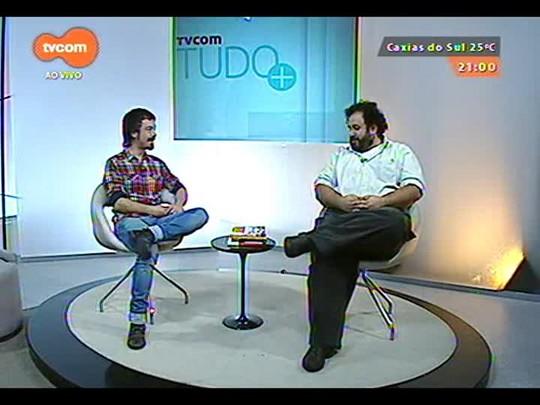 TVCOM Tudo Mais - Carlos André Moreira traz as dicas de literatura da semana