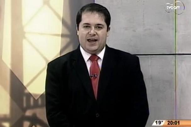TVCOM 20 Horas - MP determina a demolição do trapiche na Praia da Saudade em coqueiros - 1º Bloco - 17/09/14