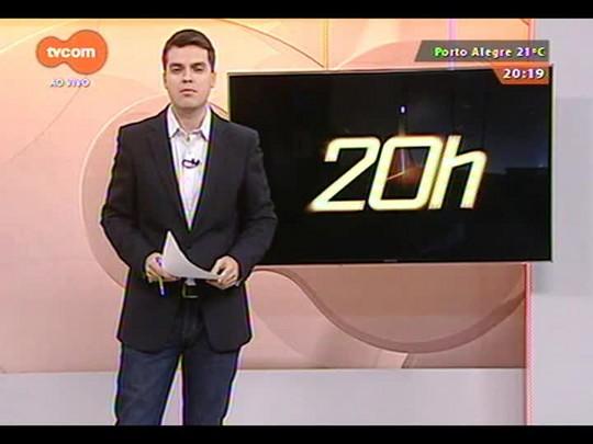 TVCOM 20 Horas - Impasse pode colocar em risco reajuste de 16% do salário mínimo regional - 12/10/2014
