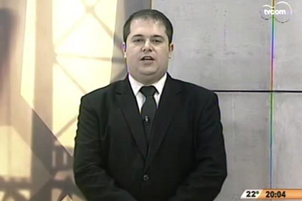 TVCOM 20h - Operação Ave de Rapina: presidente interino assume Câmara de Vereadores - 14.11.14