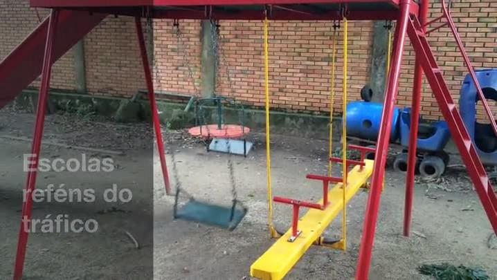 Escolas reféns do tráfico em Porto Alegre