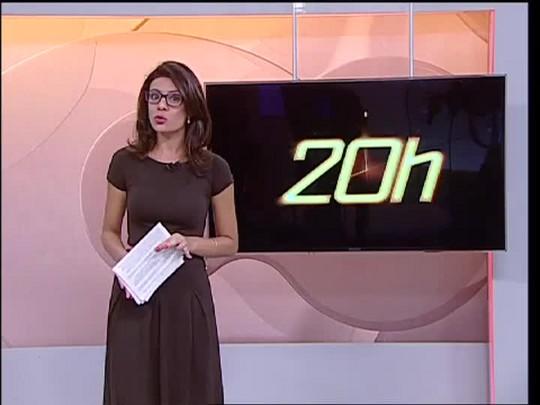 TVCOM 20 Horas - Policiamento nas estradas estaduais é cortado pela metade - 03/02/15