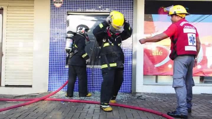 Proprietário da Company Calçados comenta sobre incêndio