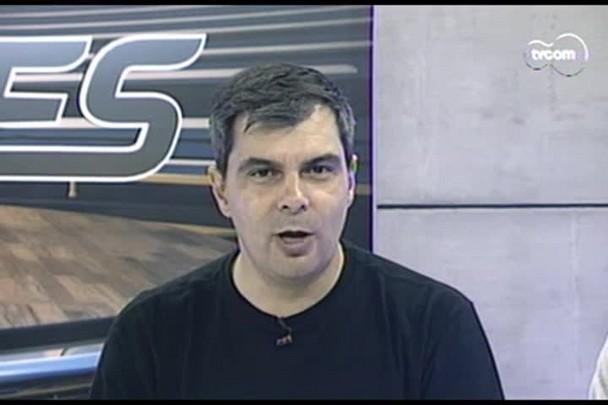 TVCOM Esportes - JEC: preparativos para o jogo contra o Criciúma - 17.02.15