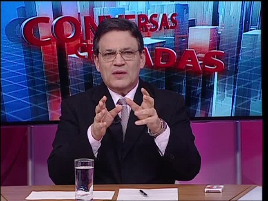 Conversas Cruzadas - Os impactos da política brasileira na economia - Bloco 1 - 03/03/15