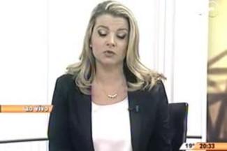 TVCOM 20 Horas - Sociedade Brasileira de Cirurgia Plástica realiza mutirão em SC - 22.04.15