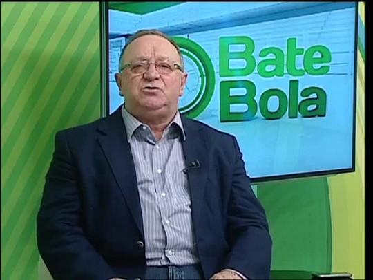 Bate Bola - 1ª Rodada do Brasileirão - Bloco 1 - 10/05/15