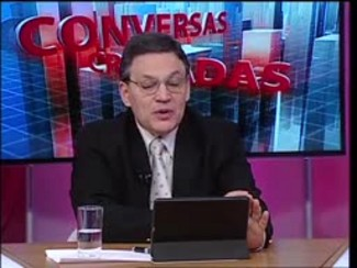 Conversas Cruzadas - Debate sobre os salários do funcionalismo no Estado - Bloco 2 - 26/05/15