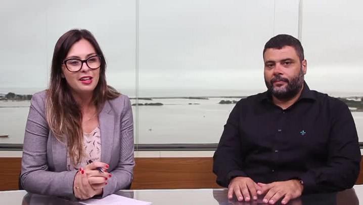 Paulo Fonseca, eleito empresário do ano em Itajaí, fala sobre negócios e economia