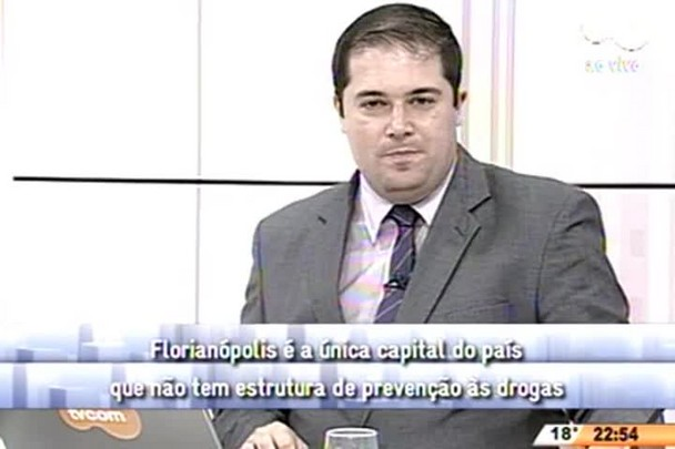 Conversas Cruzadas - Política antidrogas de Florianópolis - 4º Bloco - 26.06.15