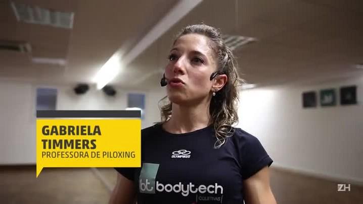 Conheça o piloxing, exercício que mistura pilates, dança e boxe