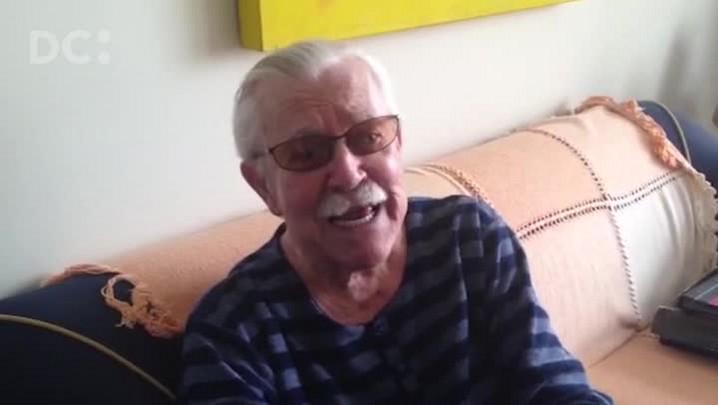 Torcida do Avaí manda mensagem de apoio para o clube