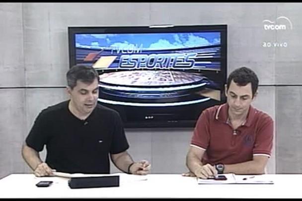 TVCOM Esportes. 4º Bloco. 24.02.16