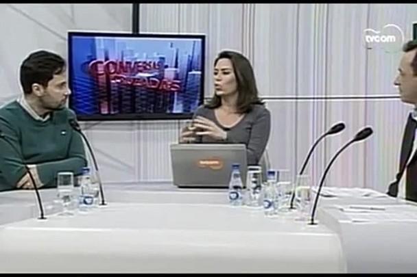 TVCOM Conversas Cruzadas. 2º Bloco. 23.05.16
