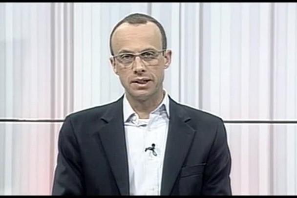 TVCOM Conversas Cruzadas. 1º Bloco. 10.06.16