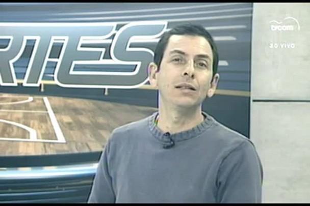 TVCOM Esportes. 3º Bloco. 17.06.16