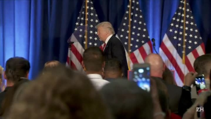 Trump promete \'exame exaustivo\' de imigrantes se for presidente